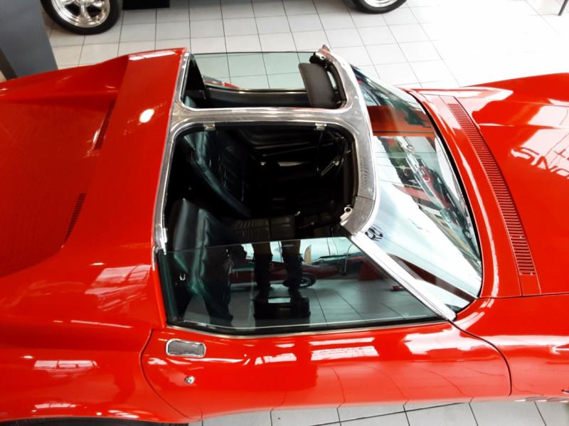 Photo 22 de l'offre de CHEVROLET CORVETTE C3 big Block 427ci V8 à 68000€ chez Centrale auto marché Périgueux