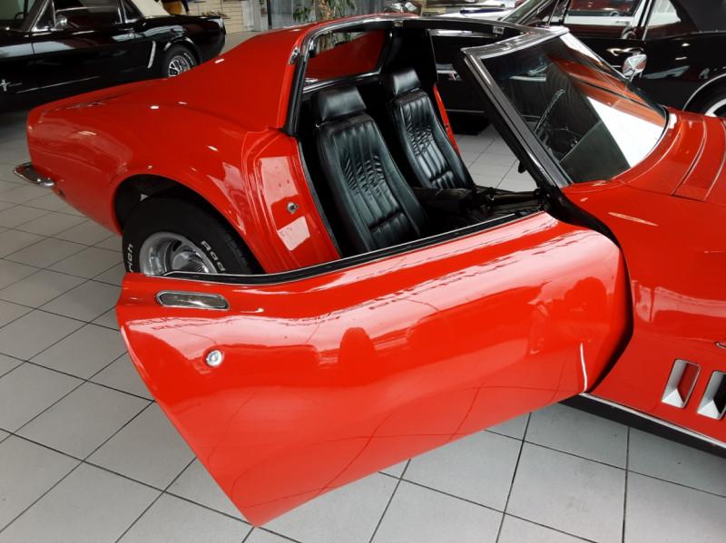 Photo 47 de l'offre de CHEVROLET CORVETTE C3 big Block 427ci V8 à 68000€ chez Centrale auto marché Périgueux