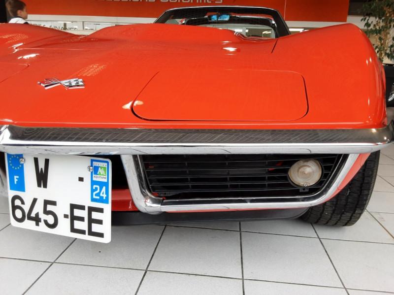 Photo 26 de l'offre de CHEVROLET CORVETTE C3 big Block 427ci V8 à 68000€ chez Centrale auto marché Périgueux