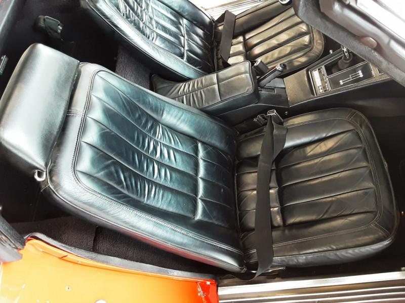 Photo 29 de l'offre de CHEVROLET CORVETTE C3 big Block 427ci V8 à 68000€ chez Centrale auto marché Périgueux