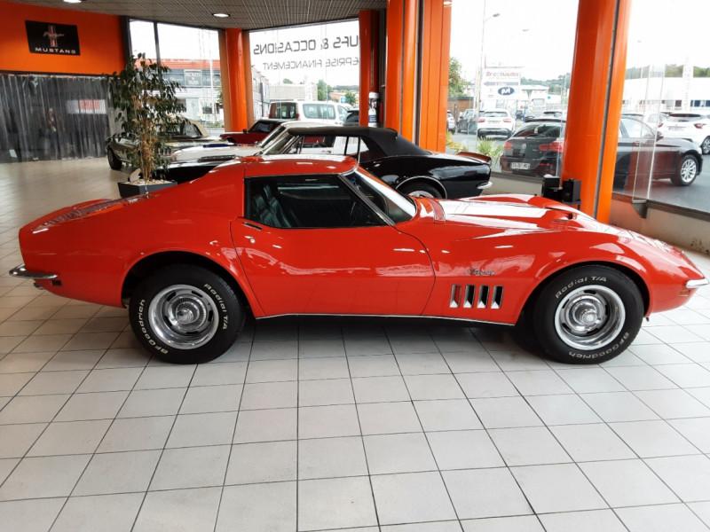 Photo 10 de l'offre de CHEVROLET CORVETTE C3 big Block 427ci V8 à 68000€ chez Centrale auto marché Périgueux