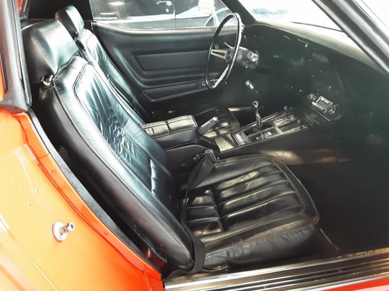 Photo 16 de l'offre de CHEVROLET CORVETTE C3 big Block 427ci V8 à 68000€ chez Centrale auto marché Périgueux
