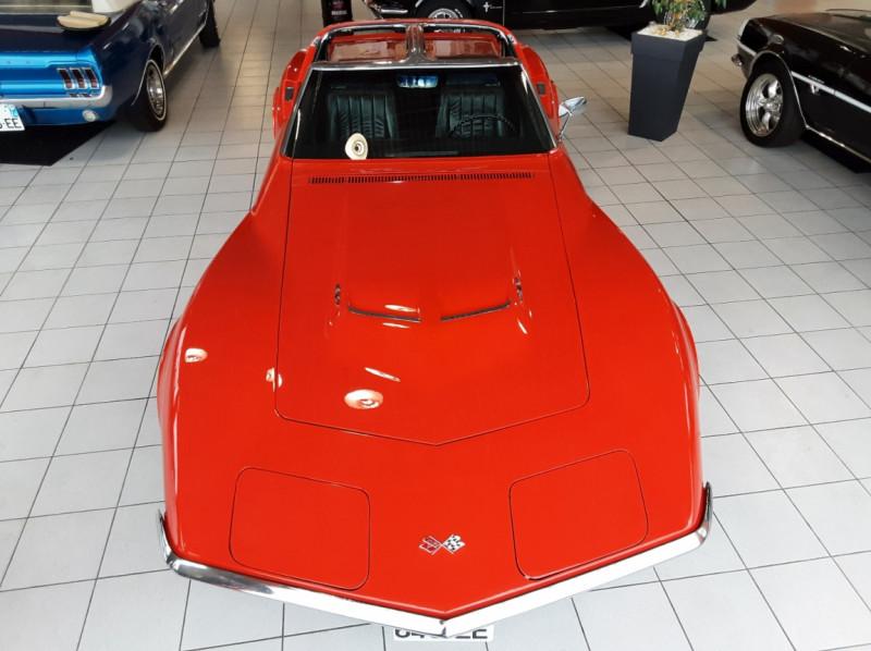 Photo 25 de l'offre de CHEVROLET CORVETTE C3 big Block 427ci V8 à 68000€ chez Centrale auto marché Périgueux