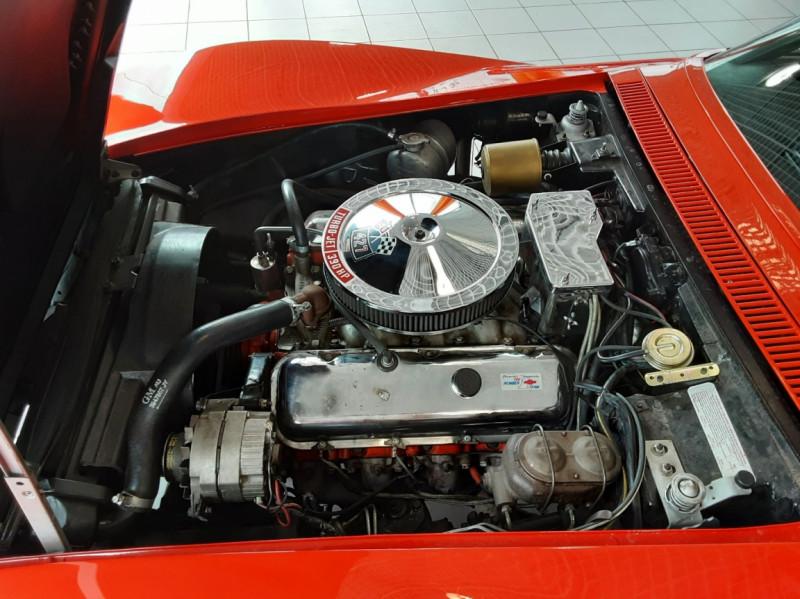 Photo 50 de l'offre de CHEVROLET CORVETTE C3 big Block 427ci V8 à 68000€ chez Centrale auto marché Périgueux
