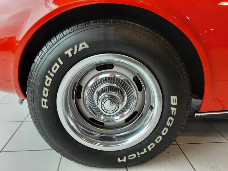 Photo 8 de l'offre de CHEVROLET CORVETTE C3 big Block 427ci V8 à 68000€ chez Centrale auto marché Périgueux