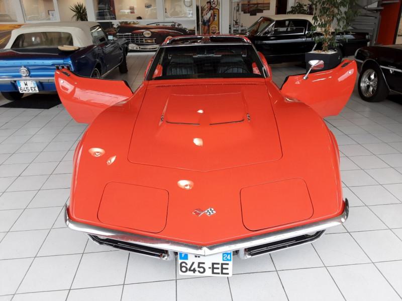 Photo 46 de l'offre de CHEVROLET CORVETTE C3 big Block 427ci V8 à 68000€ chez Centrale auto marché Périgueux