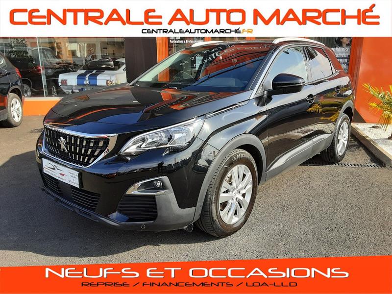 Peugeot 3008 1.6 BlueHDi 120ch SetS BVM6 Active Business GAZOLE  Occasion à vendre