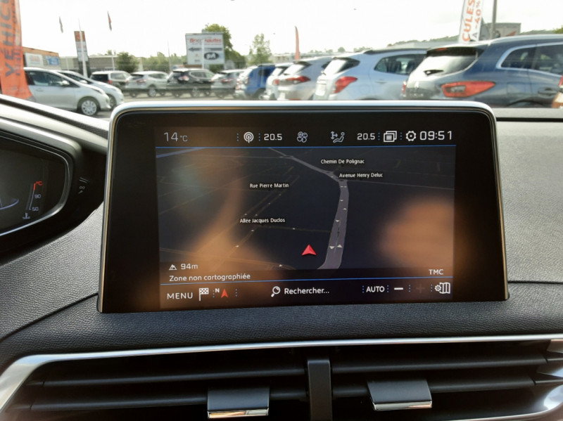 Photo 38 de l'offre de PEUGEOT 3008 1.6 BlueHDi 120ch SetS BVM6 Active Business à 16900€ chez Centrale auto marché Périgueux