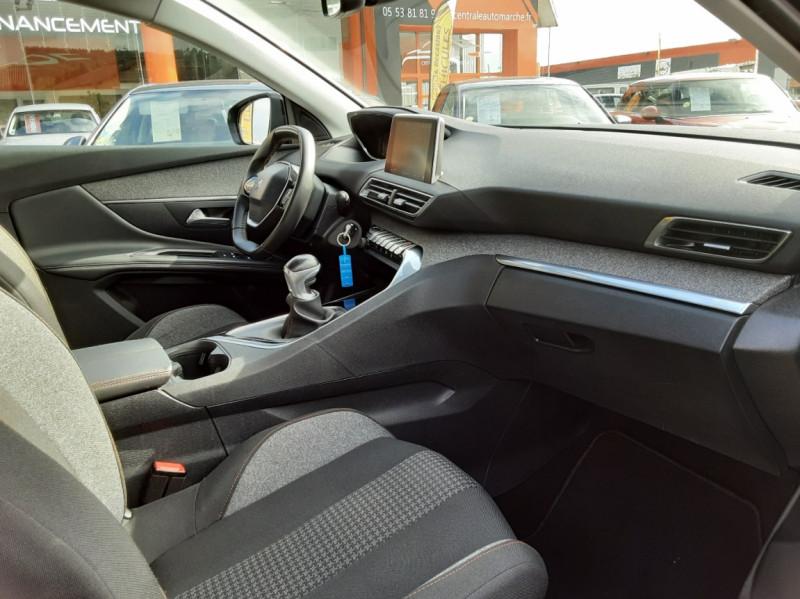 Photo 44 de l'offre de PEUGEOT 3008 1.6 BlueHDi 120ch SetS BVM6 Active Business à 16900€ chez Centrale auto marché Périgueux