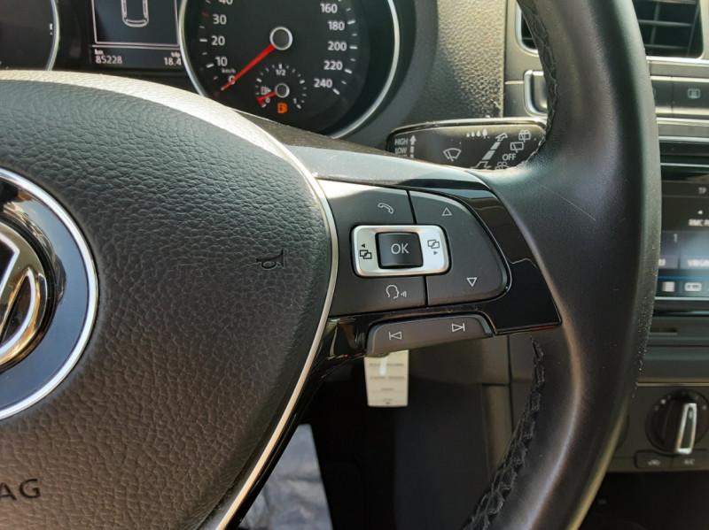 Photo 42 de l'offre de VOLKSWAGEN POLO 1.4 TDI 75 BMT Confortline à 10900€ chez Centrale auto marché Périgueux