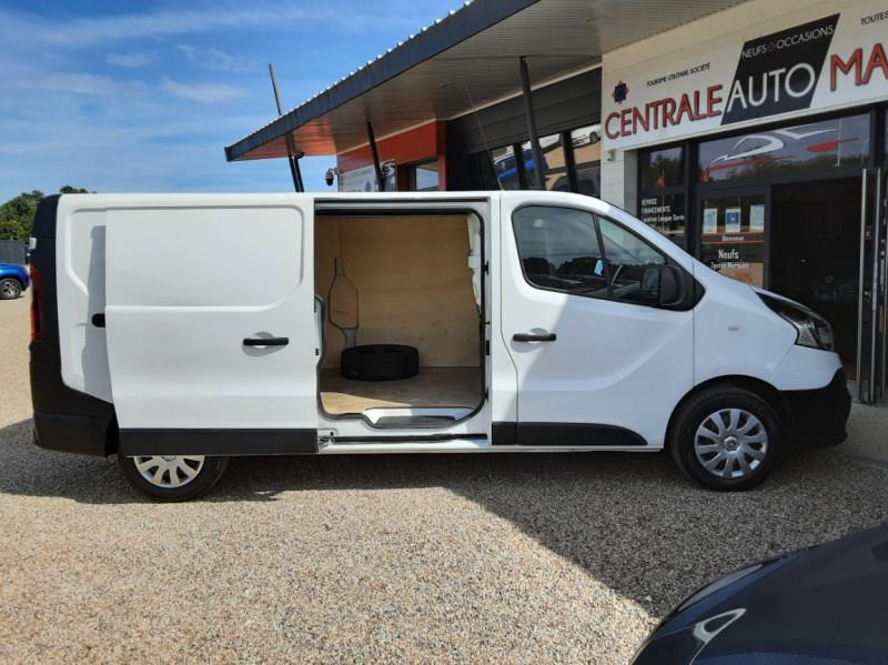 Photo 47 de l'offre de RENAULT TRAFIC L2H1 DCI 120ch GRAND CONFORT à 20990€ chez Centrale auto marché Périgueux