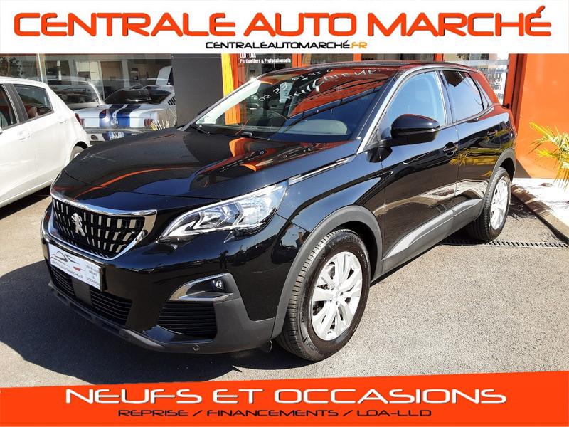 Peugeot 3008 BlueHDi 130ch SetS EAT8 Active Business Diesel  Occasion à vendre