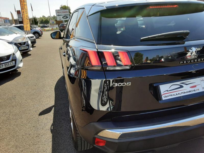 Photo 28 de l'offre de PEUGEOT 3008 BlueHDi 130ch SetS EAT8 Active Business à 20500€ chez Centrale auto marché Périgueux