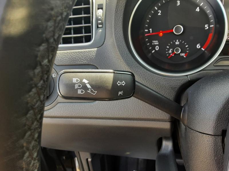 Photo 33 de l'offre de VOLKSWAGEN POLO 1.4 TDI 75 BMT Confortline à 10900€ chez Centrale auto marché Périgueux