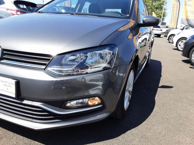 Photo 45 de l'offre de VOLKSWAGEN POLO 1.4 TDI 75 BMT Confortline à 10900€ chez Centrale auto marché Périgueux