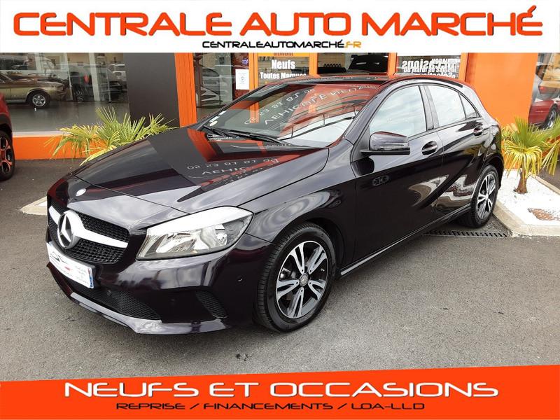 Mercedes-Benz CLASSE A 180 d Business Edition Diesel  Occasion à vendre