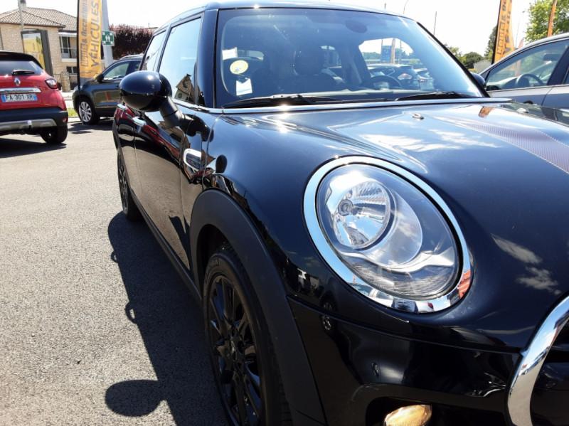 Photo 25 de l'offre de MINI MINI Cooper D 116 ch Edition Shoreditch A à 20500€ chez Centrale auto marché Périgueux