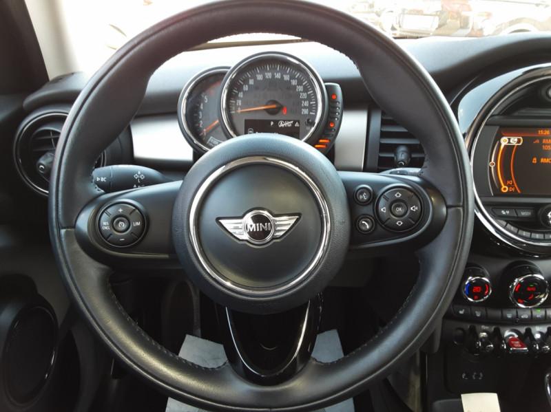 Photo 14 de l'offre de MINI MINI Cooper D 116 ch Edition Shoreditch A à 20500€ chez Centrale auto marché Périgueux
