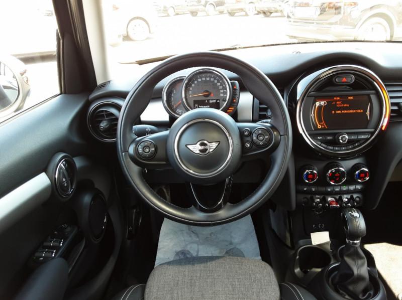 Photo 15 de l'offre de MINI MINI Cooper D 116 ch Edition Shoreditch A à 20500€ chez Centrale auto marché Périgueux