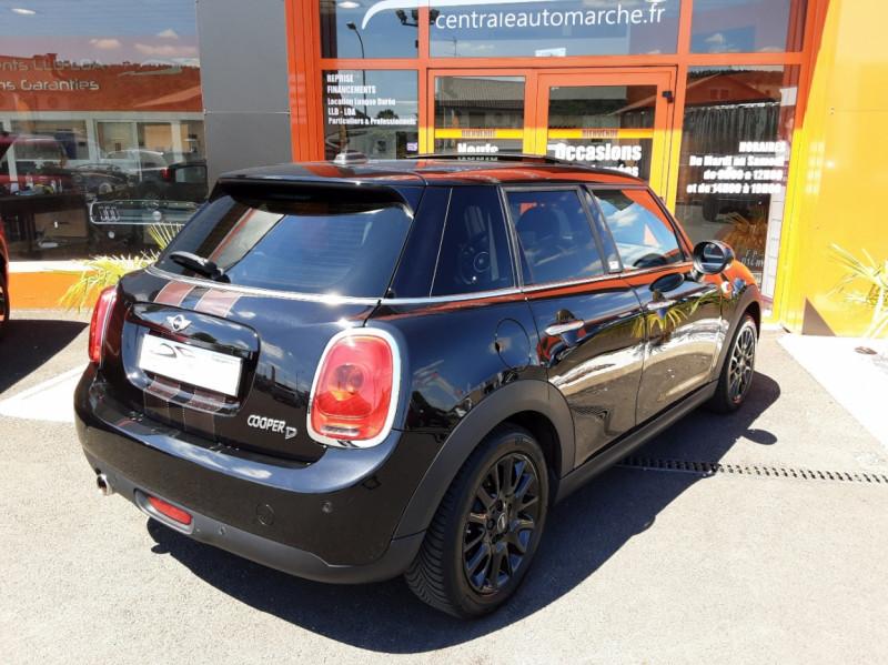 Photo 2 de l'offre de MINI MINI Cooper D 116 ch Edition Shoreditch A à 20500€ chez Centrale auto marché Périgueux
