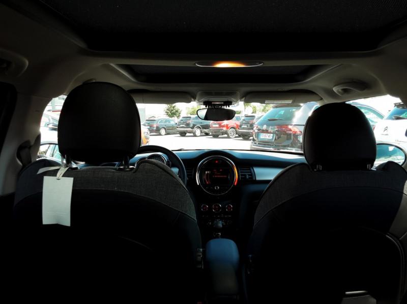 Photo 38 de l'offre de MINI MINI Cooper D 116 ch Edition Shoreditch A à 20500€ chez Centrale auto marché Périgueux