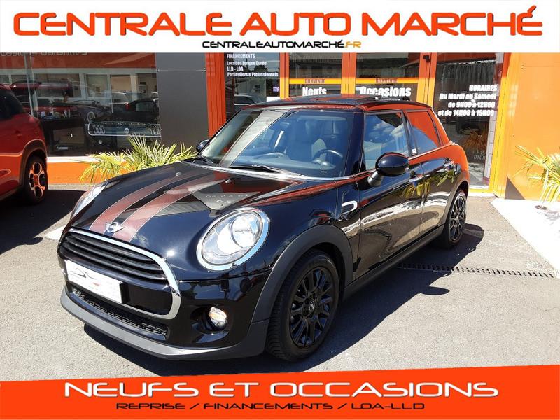 Photo 1 de l'offre de MINI MINI Cooper D 116 ch Edition Shoreditch A à 20500€ chez Centrale auto marché Périgueux