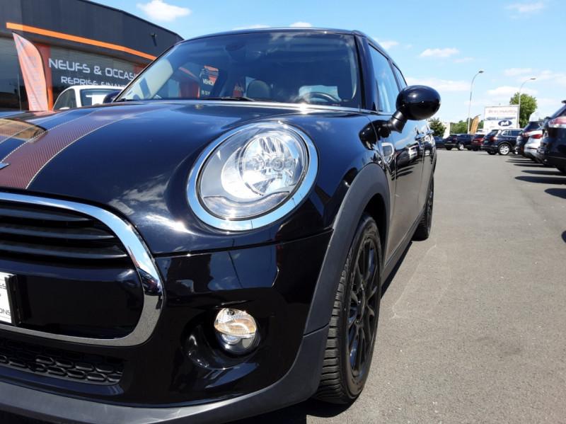 Photo 48 de l'offre de MINI MINI Cooper D 116 ch Edition Shoreditch A à 20500€ chez Centrale auto marché Périgueux
