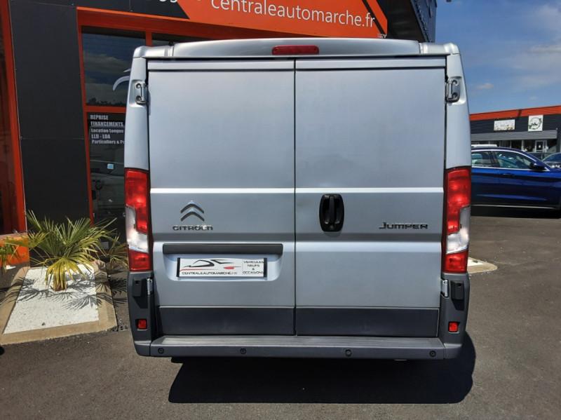 Photo 3 de l'offre de CITROEN JUMPER L1H1 BLUEHDi 130 BVM6 BUSINESS à 17500€ chez Centrale auto marché Périgueux