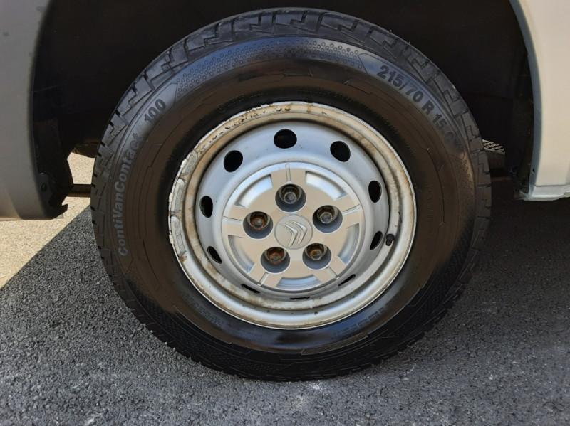Photo 48 de l'offre de CITROEN JUMPER L1H1 BLUEHDi 130 BVM6 BUSINESS à 17500€ chez Centrale auto marché Périgueux