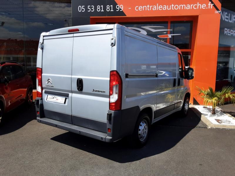Photo 2 de l'offre de CITROEN JUMPER L1H1 BLUEHDi 130 BVM6 BUSINESS à 17500€ chez Centrale auto marché Périgueux