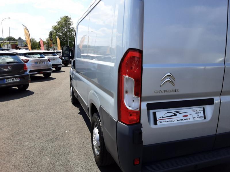 Photo 27 de l'offre de CITROEN JUMPER L1H1 BLUEHDi 130 BVM6 BUSINESS à 17500€ chez Centrale auto marché Périgueux