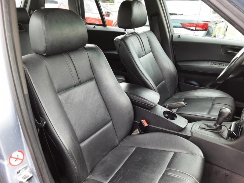 Photo 17 de l'offre de BMW X3 3.0d Luxe Steptronic A à 5200€ chez Centrale auto marché Périgueux