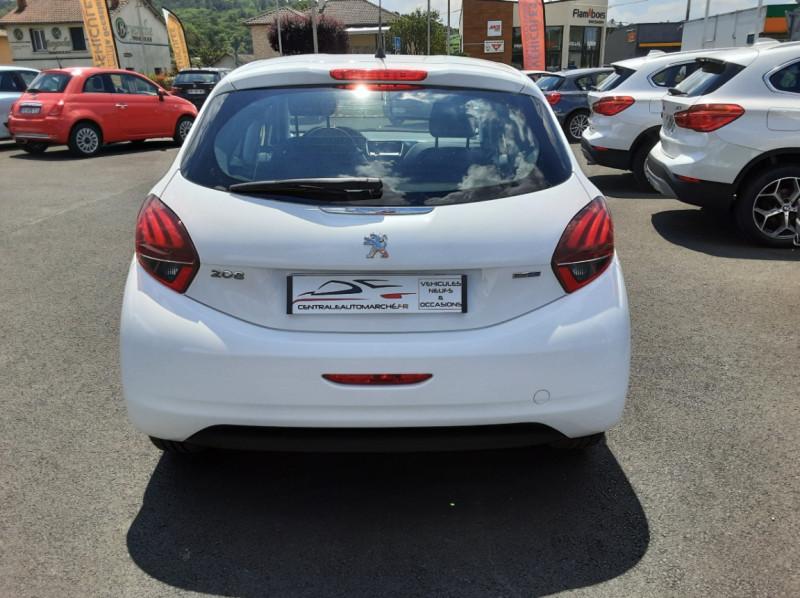 Photo 3 de l'offre de PEUGEOT 208 AFFAIRE 1.6 BLUEHDI 75 BVM5 PACK CLIM à 6700€ chez Centrale auto marché Périgueux