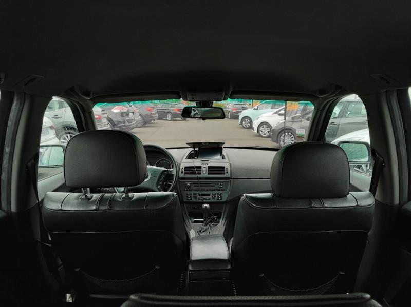 Photo 14 de l'offre de BMW X3 3.0d Luxe Steptronic A à 5200€ chez Centrale auto marché Périgueux