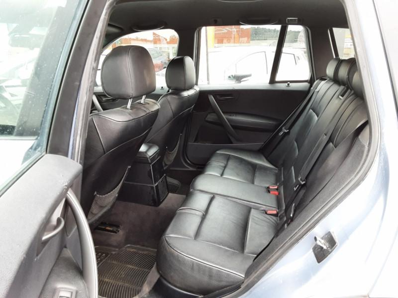 Photo 19 de l'offre de BMW X3 3.0d Luxe Steptronic A à 5200€ chez Centrale auto marché Périgueux