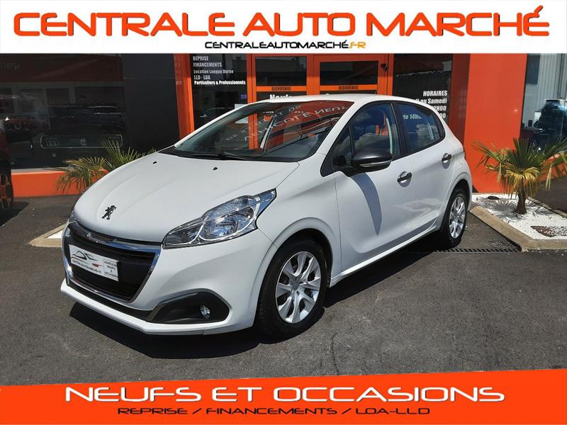 Photo 1 de l'offre de PEUGEOT 208 AFFAIRE 1.6 BLUEHDI 75 BVM5 PACK CLIM à 6700€ chez Centrale auto marché Périgueux