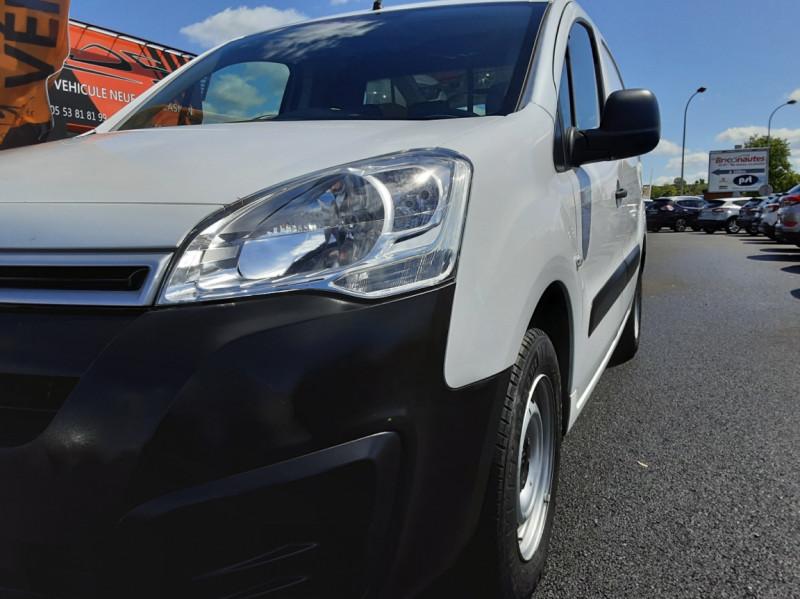 Photo 36 de l'offre de CITROEN BERLINGO M BLUEHDI 75 CLUB  à 8700€ chez Centrale auto marché Périgueux