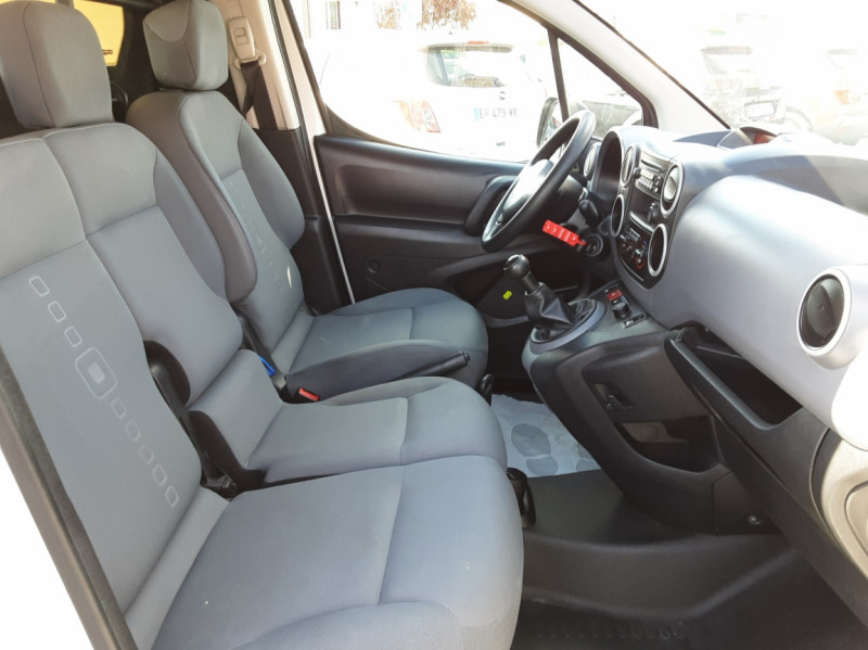 Photo 8 de l'offre de CITROEN BERLINGO M BLUEHDI 75 CLUB  à 8700€ chez Centrale auto marché Périgueux