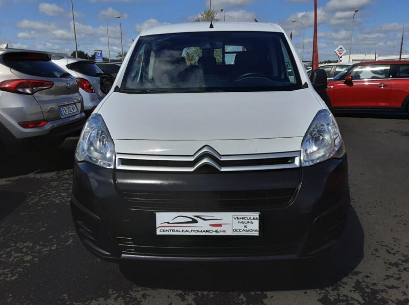 Photo 3 de l'offre de CITROEN BERLINGO M BLUEHDI 75 CLUB  à 8700€ chez Centrale auto marché Périgueux