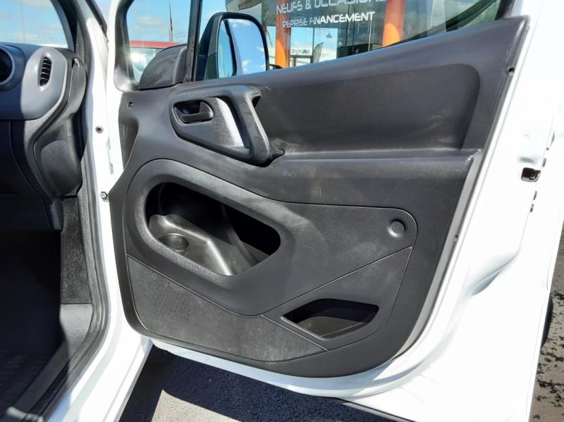 Photo 33 de l'offre de CITROEN BERLINGO M BLUEHDI 75 CLUB  à 8700€ chez Centrale auto marché Périgueux