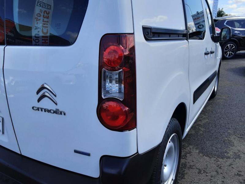 Photo 27 de l'offre de CITROEN BERLINGO M BLUEHDI 75 CLUB  à 8700€ chez Centrale auto marché Périgueux