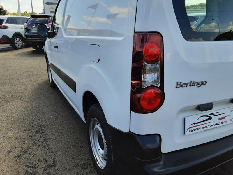 Photo 31 de l'offre de CITROEN BERLINGO M BLUEHDI 75 CLUB  à 8700€ chez Centrale auto marché Périgueux
