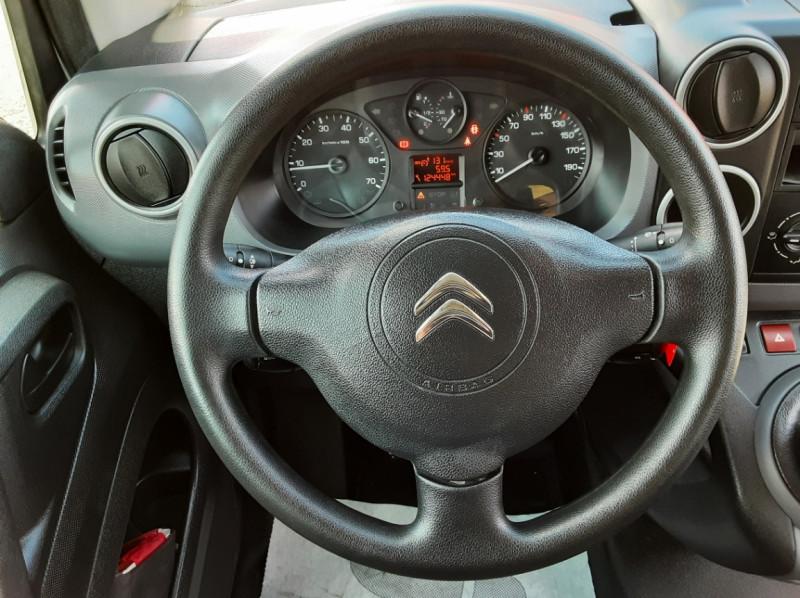 Photo 9 de l'offre de CITROEN BERLINGO M BLUEHDI 75 CLUB  à 8700€ chez Centrale auto marché Périgueux