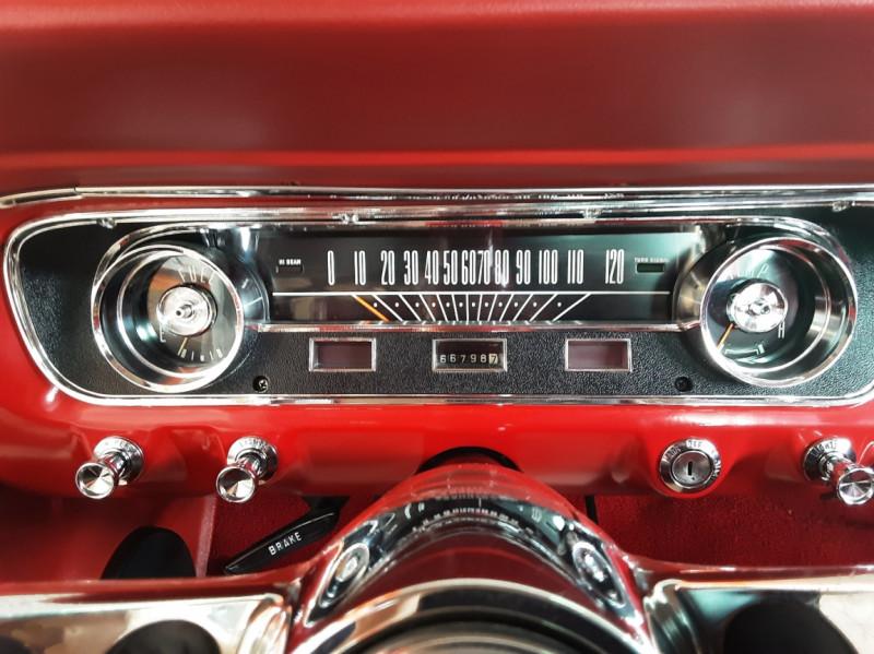 Photo 47 de l'offre de FORD MUSTANG FASTBACK V8 289 CI à 59900€ chez Centrale auto marché Périgueux