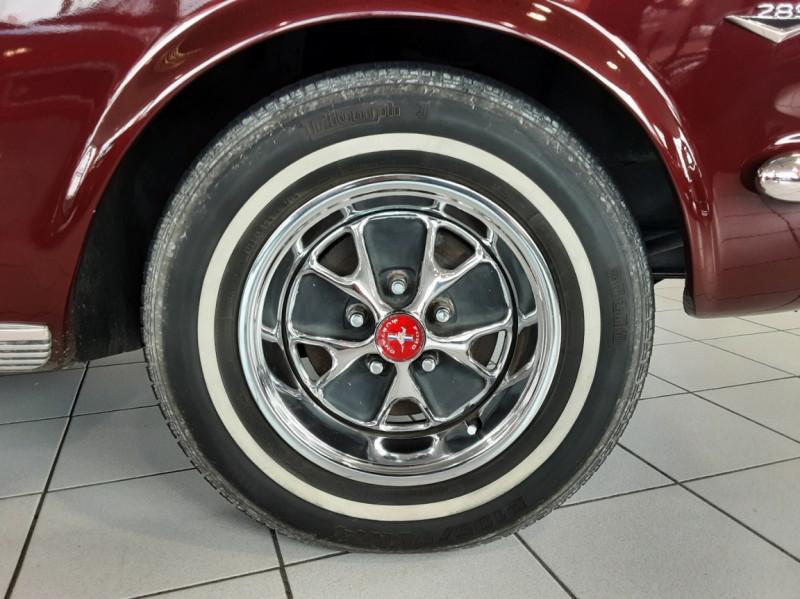 Photo 39 de l'offre de FORD MUSTANG CABRIOLET V8 289 CI à 45000€ chez Centrale auto marché Périgueux