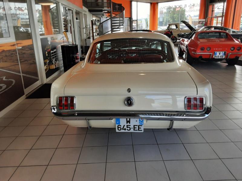 Photo 37 de l'offre de FORD MUSTANG FASTBACK V8 289 CI à 59900€ chez Centrale auto marché Périgueux