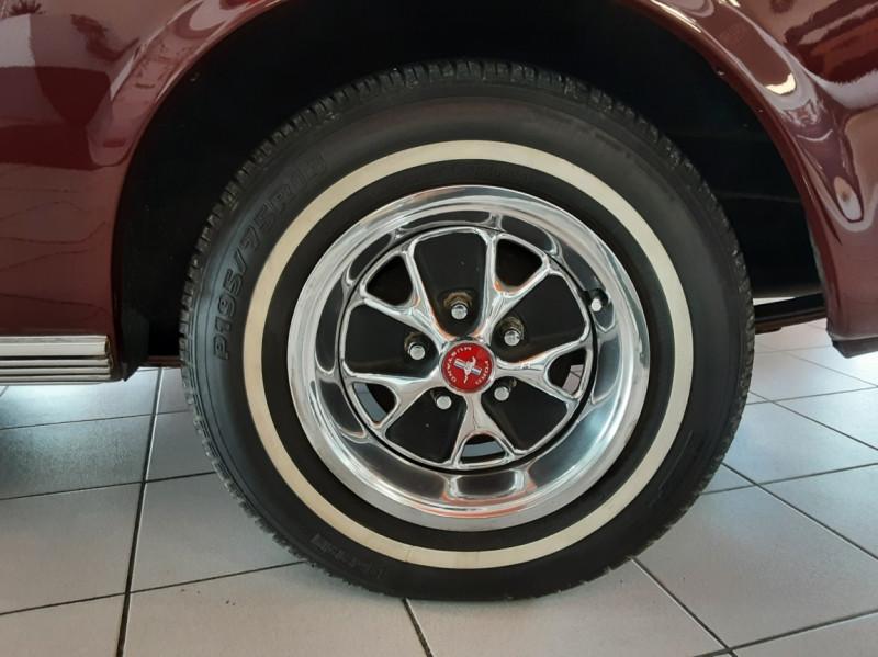 Photo 42 de l'offre de FORD MUSTANG CABRIOLET V8 289 CI à 45000€ chez Centrale auto marché Périgueux