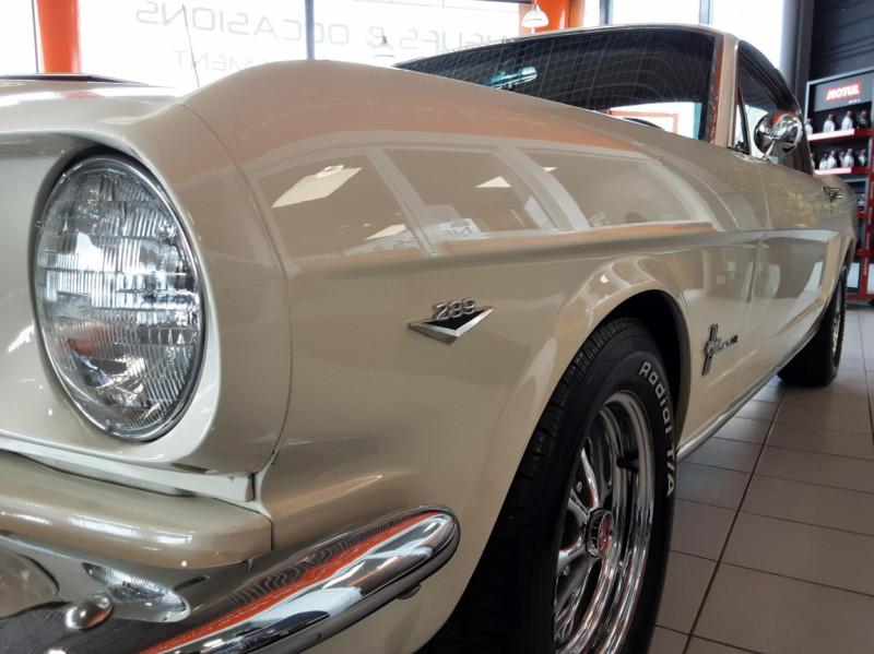 Photo 26 de l'offre de FORD MUSTANG FASTBACK V8 289 CI à 59900€ chez Centrale auto marché Périgueux