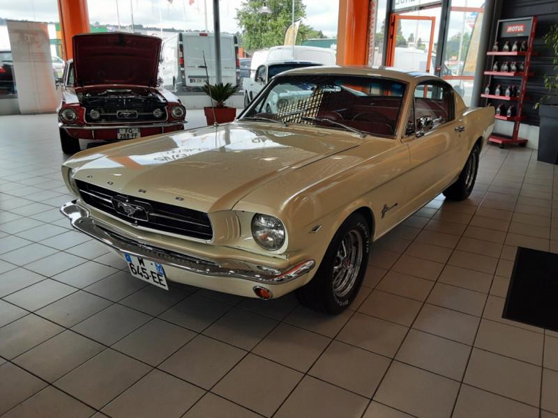 Photo 1 de l'offre de FORD MUSTANG FASTBACK V8 289 CI à 59900€ chez Centrale auto marché Périgueux