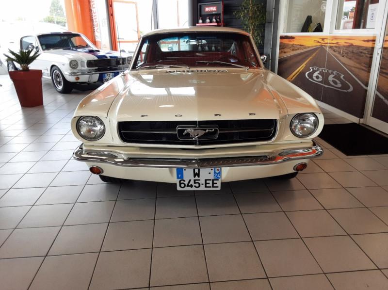 Photo 3 de l'offre de FORD MUSTANG FASTBACK V8 289 CI à 59900€ chez Centrale auto marché Périgueux